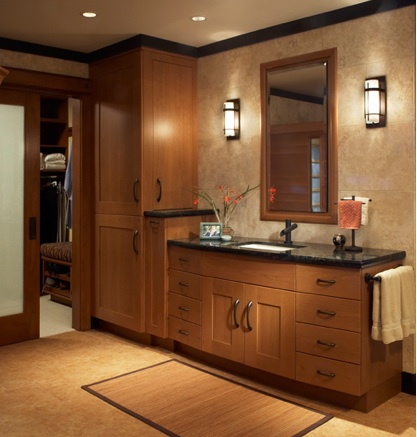 Maximizing Bathroom Storage