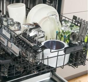 GE Profile Series dishwasher