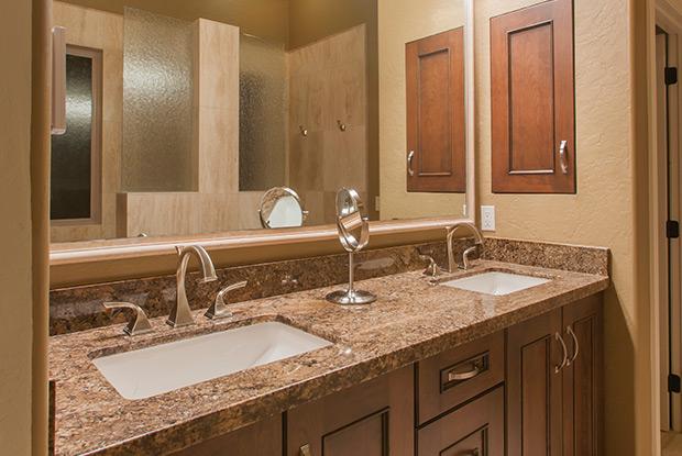 Contemporary bathroom remodeling phoenix for Bath remodel phoenix