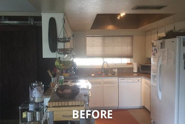 Adding Kitchen Storage