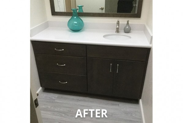 Showcase projects archive cook remodeling for Bath remodel scottsdale