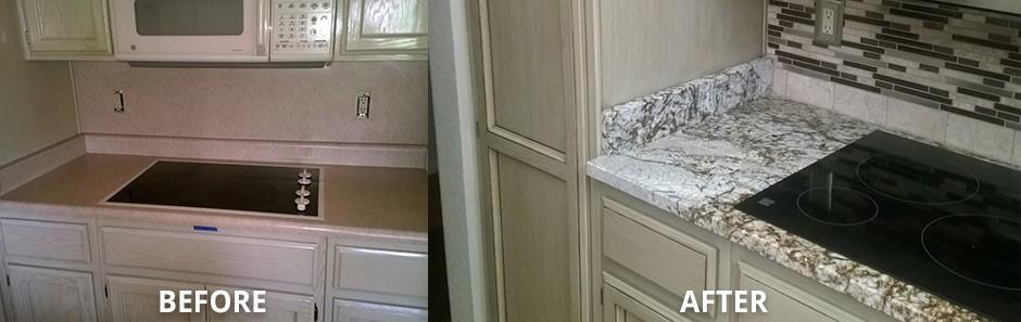 Kitchen Remodel – Scottsdale – Before & After