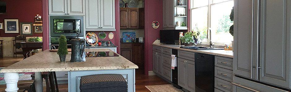 Cook Remodeling Kitchen Remodel