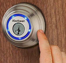 Use Your Smartphone for a Smart Keyless Lock!