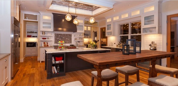 The Top Five Trends in Kitchen Remodeling