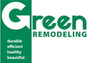 green remodeling graphic