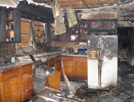 Kitchen Fire or Flood, Do You Restore or Remodel?