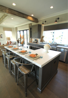 Kitchen Design for Generation X
