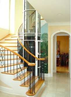 Aging In Place – Phoenix – Add a Residential Pneumatic Elevator to Skip the Stairs