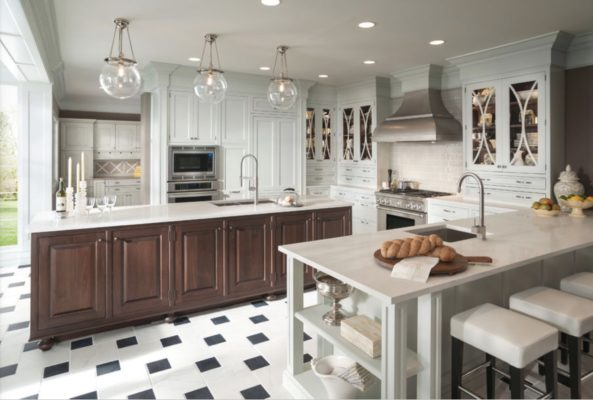Top Ten Kitchen Remodeling Design Trends of 2017