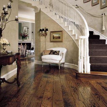 What's Hot in Kitchen & Bathroom Flooring? Luxury Vinyl Tile!