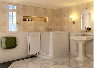 simply put people who want a bathroom remodel phoenix are looking for a beautiful as well as safe place for selfcare the combination of hard surfaces and